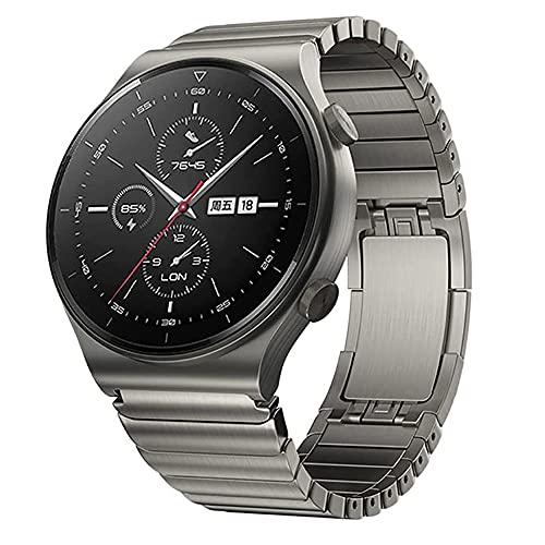 VeveXiao Strap Compatibel met Huawei Watch GT 46mm/GT2 Pro 46mm/GT2 46mm/Galaxy Watch 46mm/Galaxy horloge 3 45mm/Gear S3…
