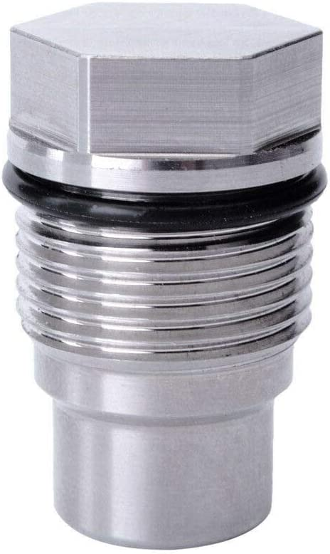 Race Fuel Rail Plug Valve FS00316 For Chevy GMC 6.6l Duramax Dodge 6.7l Cummins