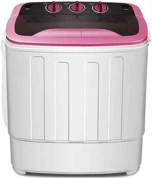 Lavadora Portatil, Compacto 3 Kg Lavado Portátil + 2,5 Kg De ...