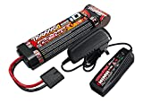 Traxxas Battery Charger Completer Flat Pack with 2-amp fast charger and 8.4V NiMH battery
