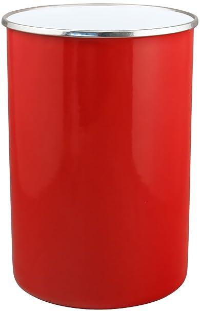 Orange Reston Lloyd 82500 Calypso Basics Enamel on Steel Utensil Holder