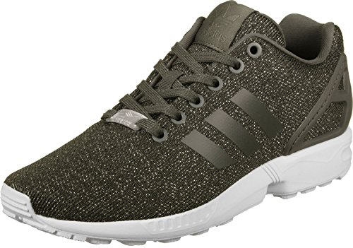 Griuti Shoes Women's W adidas Zx Grey Flux Plamet Neguti Running CqZfH0w1Hx