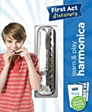 Learn & Play Harmonica by First Act - LPH04