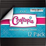 """Craftopia Magnetic Adhesive Sheets 