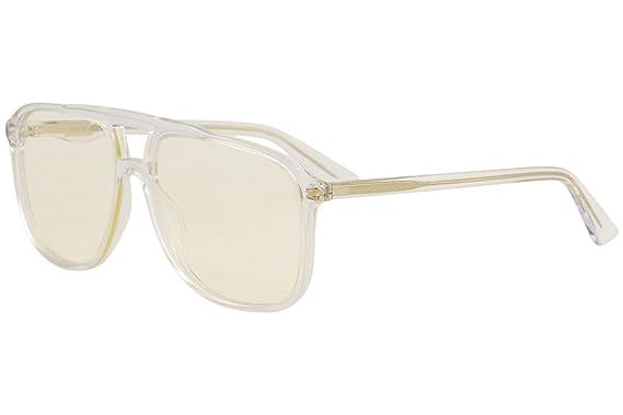 ce34a8abf2 Lunettes de vue Gucci GG 006: Amazon.fr: Vêtements et accessoires