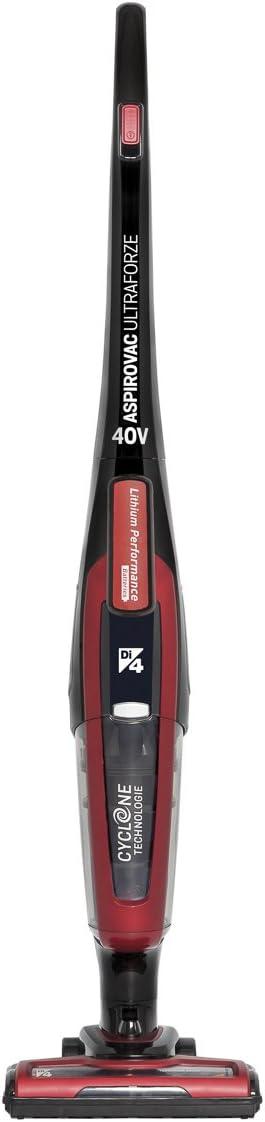 Di4 Aspirovac Ultraforze - Aspirador Escoba con Baterías de Litio ...