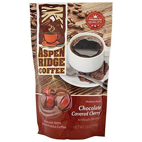 Aspen Ridge Coffee Chocolate covered cherry