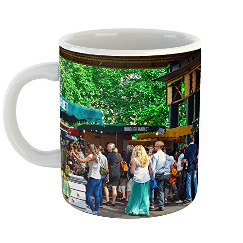 Westlake Art - Coffee Cup Mug - Store Marketplace - Modern Picture Photography Artwork Home Office Birthday Gift - 11oz (*9m-81b-f74)