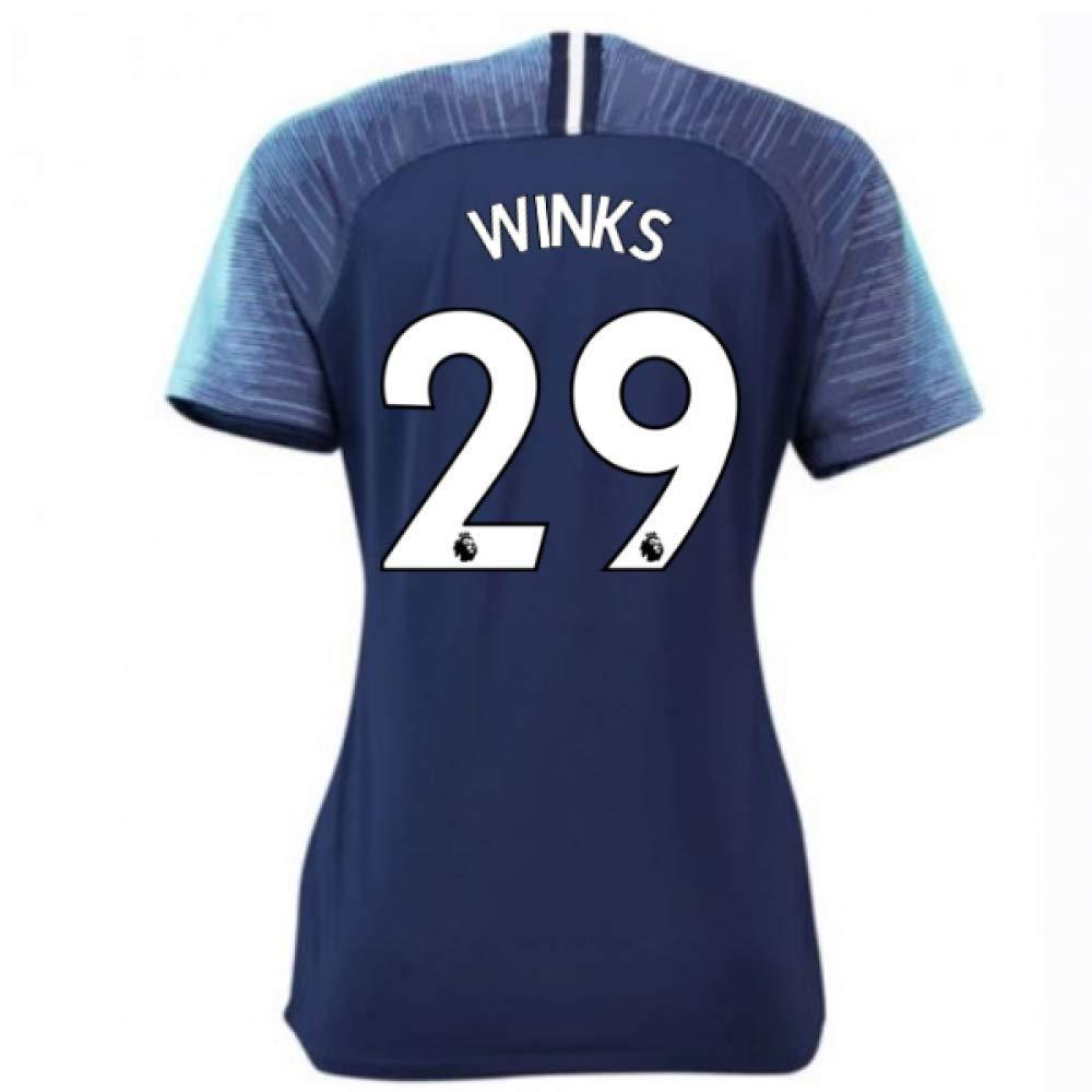 2018-2019 Tottenham Away Nike Ladies Football Soccer T-Shirt Trikot (Harry Winks 29)