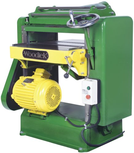 Woodtek 114764, Machinery, Jointers & Planers, 20 Planer Spiral Head 5hp 3ph by Woodtek