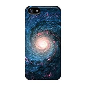 New Fashion Premium Tpu Case Cover For Iphone 5/5s - Spiral 2