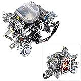 ALAVENTE 21100-35463 Carburetor Carb for Toyota Pickup Trucks 1988-1990 22R Engine (automatic choke)