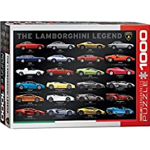 Eurographics 6000-0822 The Lamborghini Legend 1000 Piece Puzzle