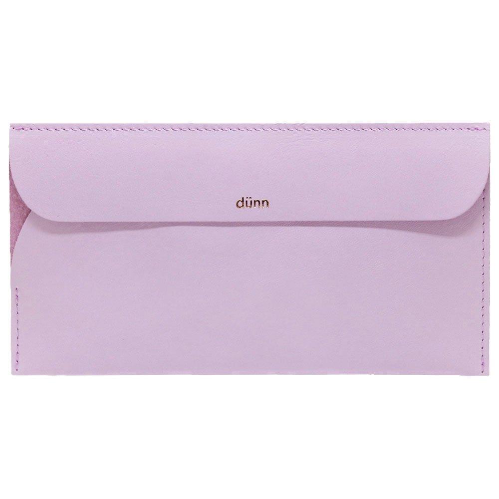 dünn (デュン)ワールドウォレット 軽くて薄い 財布、マネークリップに 世界中の通貨に対応 ロンド工房 B01KWNP59A ライラック ライラック