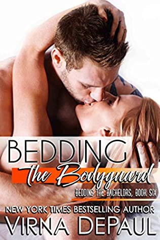 book cover of Bedding The Bodyguard