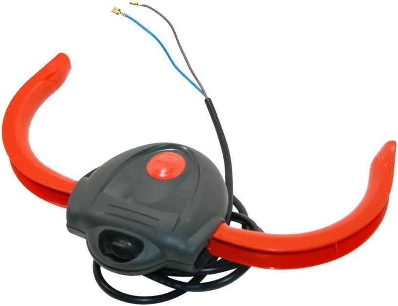 Flymo Interruptor para cortacésped de jardín Turbo Compact 330