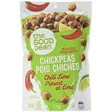 The Good Bean Smoky Chili Lime Chickpea Snacks 170 Gram