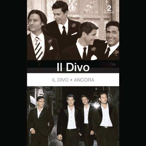 I believe in you je crois en toi english french version il divo and c line dion - Album il divo ...