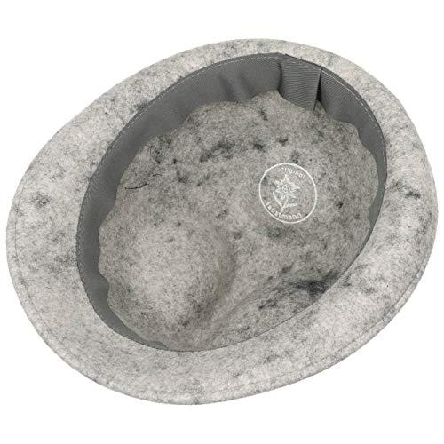 Lipodo Sombrero Dreispitz Clásico by bávarosombrero Alpino (58 cm - Gris)   Amazon.es  Ropa y accesorios ed56ff023b4