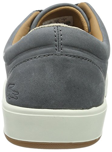 Gry Lace Baskets 116 Femme Basses 1 Up Lacoste DK Tamora Caw 0Bx115Fq