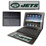 new york jets ipad case - NFL New York Jets Executive iPad Case with Keyboard