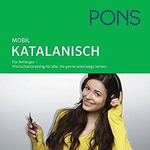PONS mobil Wortschatztraining Katalanisch Hörbuch