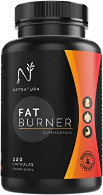 NATNATURA Fat Burner Nº1