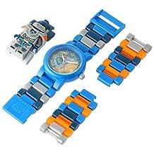 LEGO Kids 'Ninjago Nexo Knights' Quartz Multi Color Automatic Watch