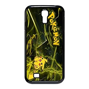 LIUMINGGUANG Phone case Style-9 -Pokemon pikachu Classical Design Protective Case For SamSung Galaxy S4 Case