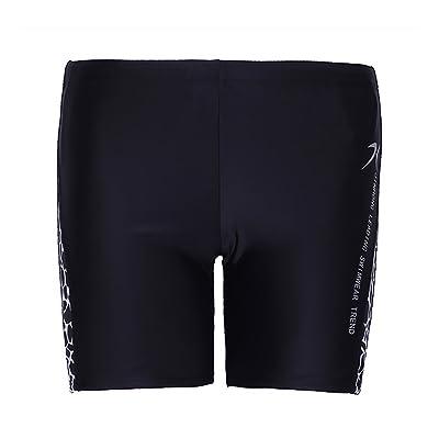 AIEOE Men Jammer Swimsuit Quick Dry Swim Shorts