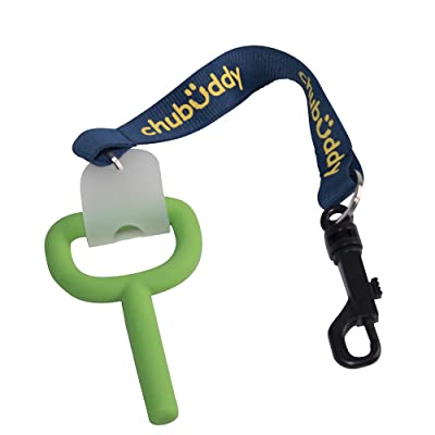 chubuddy Chew Holder with Green Super Chew INCLUDEDChewy Tubes is a Registered Mark of Speech Pathology Associate : Baby