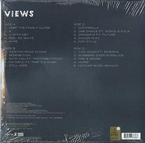 drake views u with me download