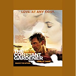 com the constant gardener audible audio edition john le  com the constant gardener audible audio edition john le carre simon schuster audio books