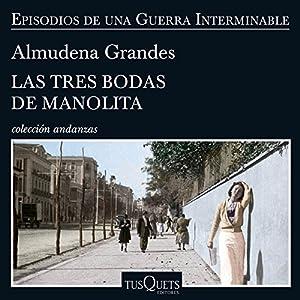 Las tres bodas de Manolita y más de 950.000 libros están disponibles para Amazon Kindle . Más información