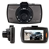 car vandalism surveillance camera - Dashboard Camera Car Recorder Dash Cam - 1080p 170 Degree Wide Angle Mirror Vehicle Dashcam Video with G-Sensor WDR Loop Recording Parking Monitor Security Night Vision