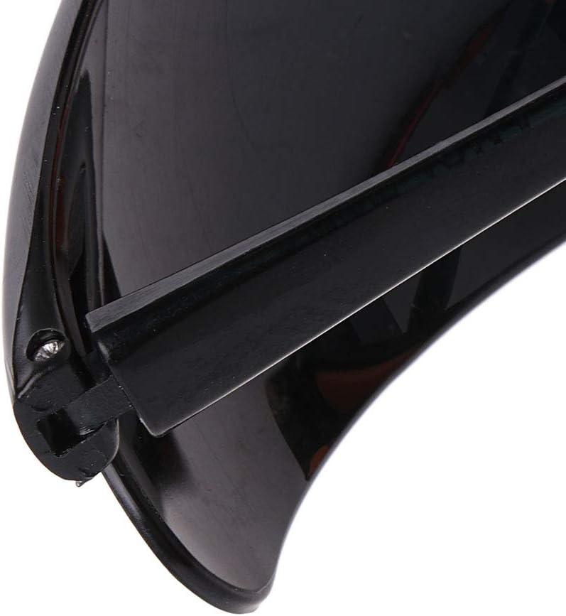 Yintiod Lunettes de Protection pour Les Yeux Noir