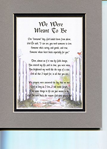 We Were Meant To Be, #239, A Gift Present Valentine Poem ...