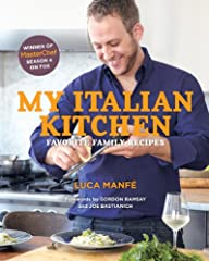 A collection of authentic Italian family recipes from the Season 4 winner of MasterChef!   Most of Italian chef Luca Manfe's early memories, especially of family holidays, revolve around food. Passed down from his nonnas, these recipes refle...