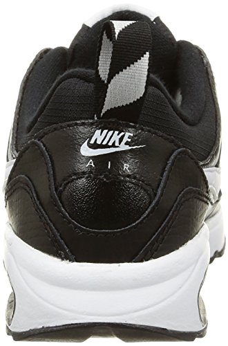 Nike Air Max Trax (PS), Zapatillas de Running para Niños Negro / Blanco (Black / White)