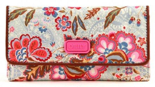 420b89f2628ae Oilily Summer Blossom L Purse Sky  Amazon.de  Schuhe   Handtaschen