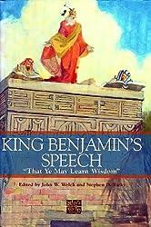 King Benjamin's Speech: