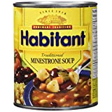 Habitant Traditional Minestrone Soup, 796 ml