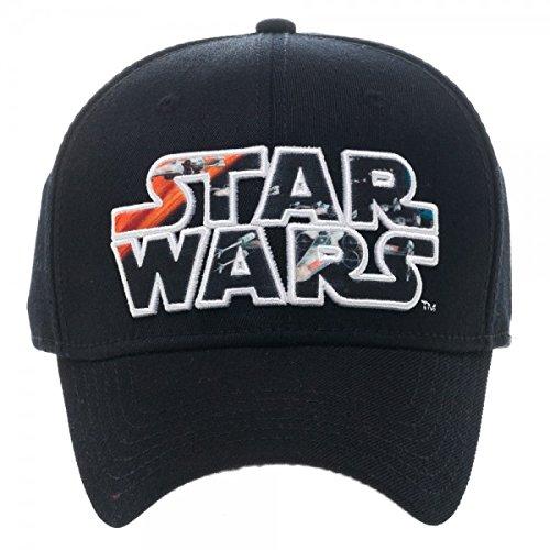 Star Wars X Wing Black Flex Cap ()