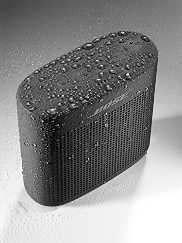 Bose SoundLink Color II Bluetooth Speaker, Soft Black, with Portable Hardshell Travel Case by Bose (Image #8)