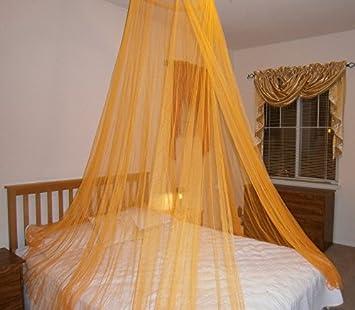 OctoRose ® Round Hoop Bed Canopy Mosquito Net Fit Crib Twin Full Queen & Amazon.com: OctoRose ® Round Hoop Bed Canopy Mosquito Net Fit Crib ...