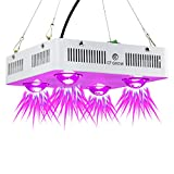 CF Grow 600W COB LED Grow Light Full Spectrum Growing Lamp for Indoor Greenhouse Hydroponic Plants All Stage Growth & Flowering