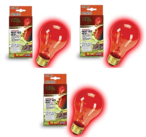 Zilla Incandescent Bulb Night Heat