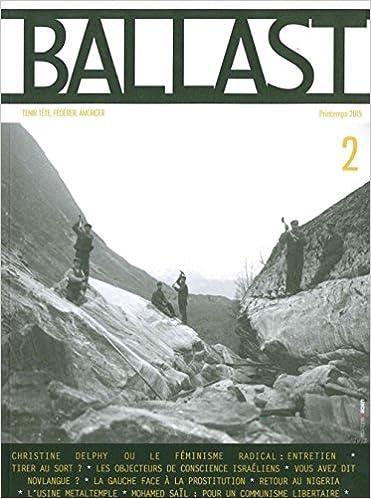 Livre Revue Ballast N2 epub, pdf