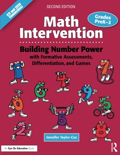 Math Intervention P2: Building Number Power with Formative Assessments, Differentiation, and Games, Grades PreK2