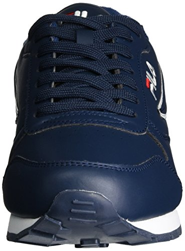 Fila Men Base Orbit Low - Zapatillas de casa Hombre Azul (Dress Blue)